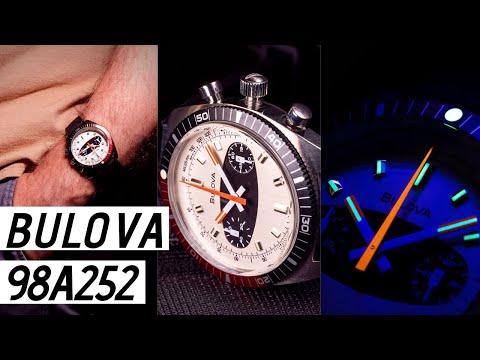 Bulova 98A252 Surfboard Watch Review