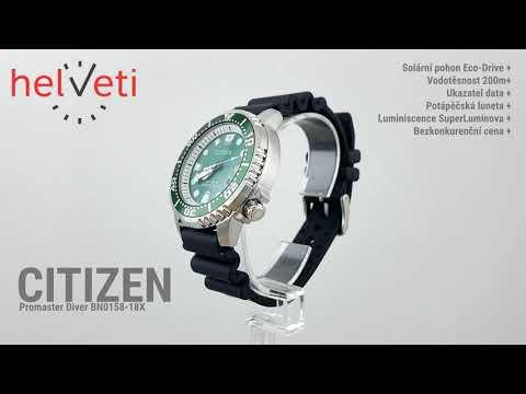 Citizen Promaster Diver BN0158-18X