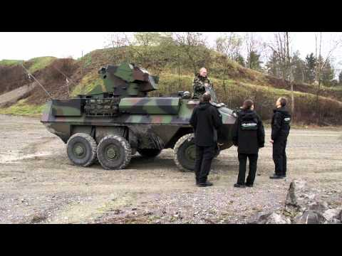 traser H3 watches tank test