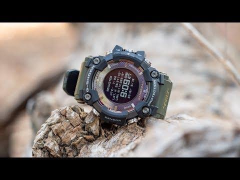 Casio G-Shock Rangeman GPR-B1000-1B / GPR-B1000-1BJR Review / Overview