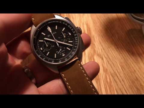 Bulova Moonwatch 96B251