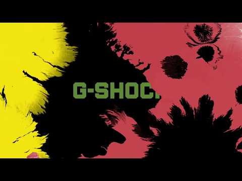 G-SHOCK GA-2000 s lehce vyměnitelnými řemínky a karbonovým jádrem