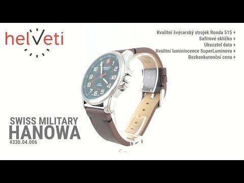 Swiss Military Hanowa 4330.04.006