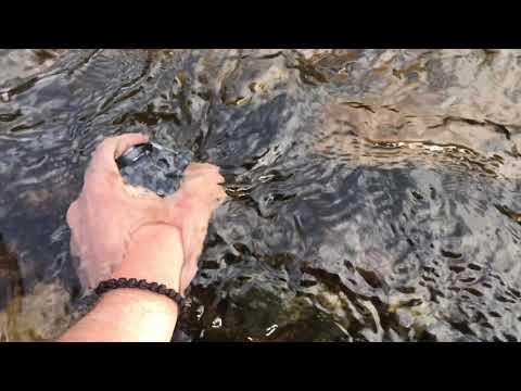 Testování hodinek Casio G-Shock Rangeman GPR-B1000-1BER Helveti cz