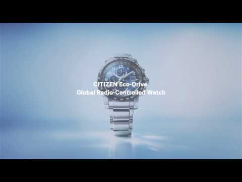 CITIZEN Eco-Drive Radio-Controlled Watch 2016