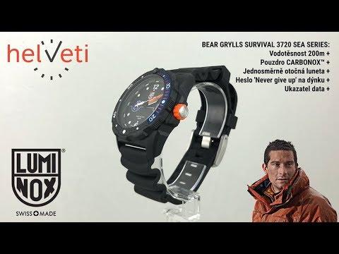 Luminox BEAR GRYLLS Survival 3720 Sea series 3723