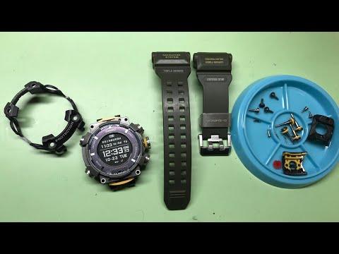 Rozebírání Casio Rangeman GPR-B1000-1BER (disassemble)