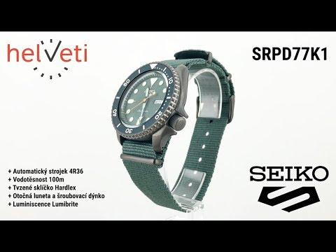 Seiko 5 Sport SRPD77K1
