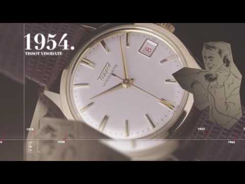 2017 HISTORY OF TISSOT WATCHES