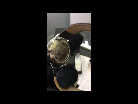 Putovní hodinky Junkers