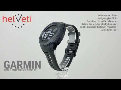 Garmin Instinct Black Optic 010-02064-00