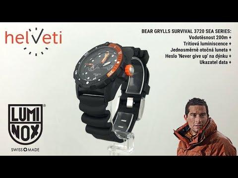 Luminox BEAR GRYLLS Survival 3720 Sea series 3729