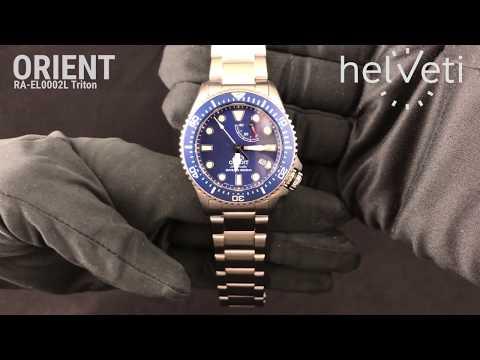 HODINKY MĚSÍCE: Orient RA-EL0002L