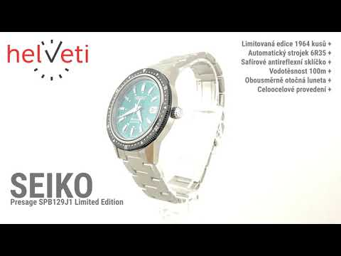 Seiko Presage SPB129J1 Limited Edition