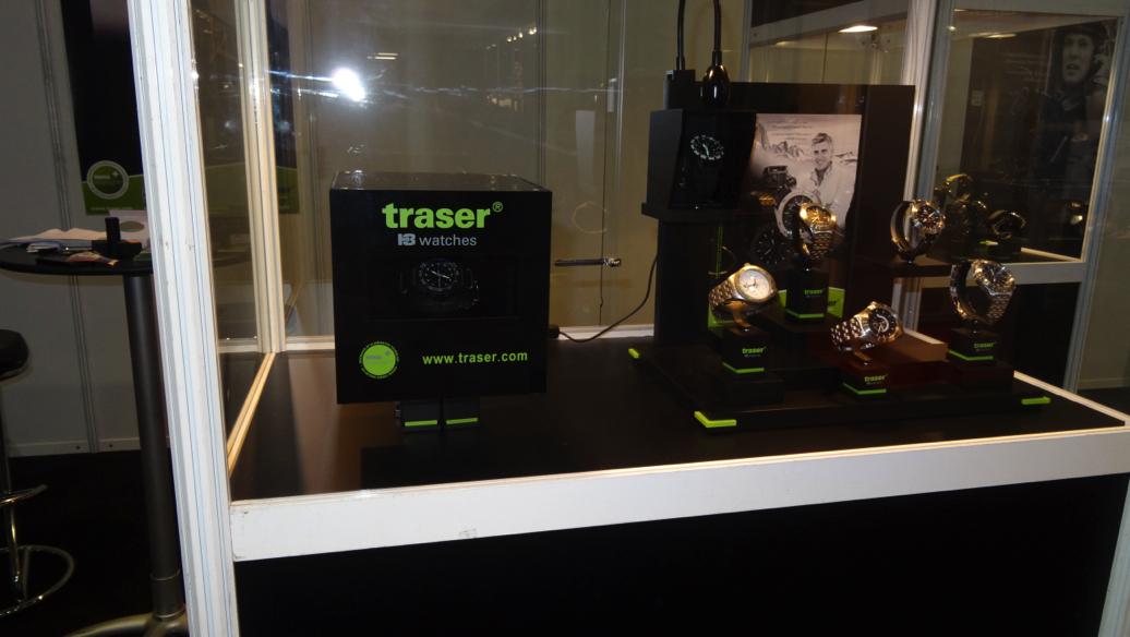 Hodinky Traser a technologie Trigalight a9e7b11db2