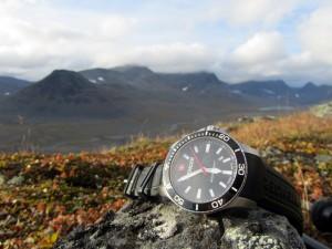 Recenze hodinek Wenger Sea Force v Laponsku