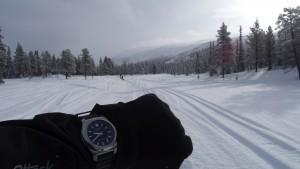 Recenze hodinek Victorinox INOX v Laponsku