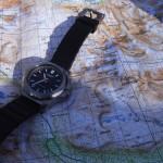Pomocník k mapě a určování severu.
