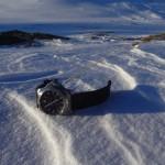 Teď hledají hodinky Victorinox INOX svého majitele.