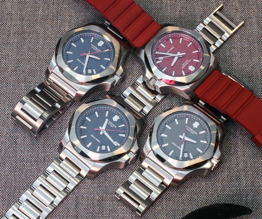 Baselworld 2015  recyklované hodinky i Victorinox s lanem  83dcbaa4969