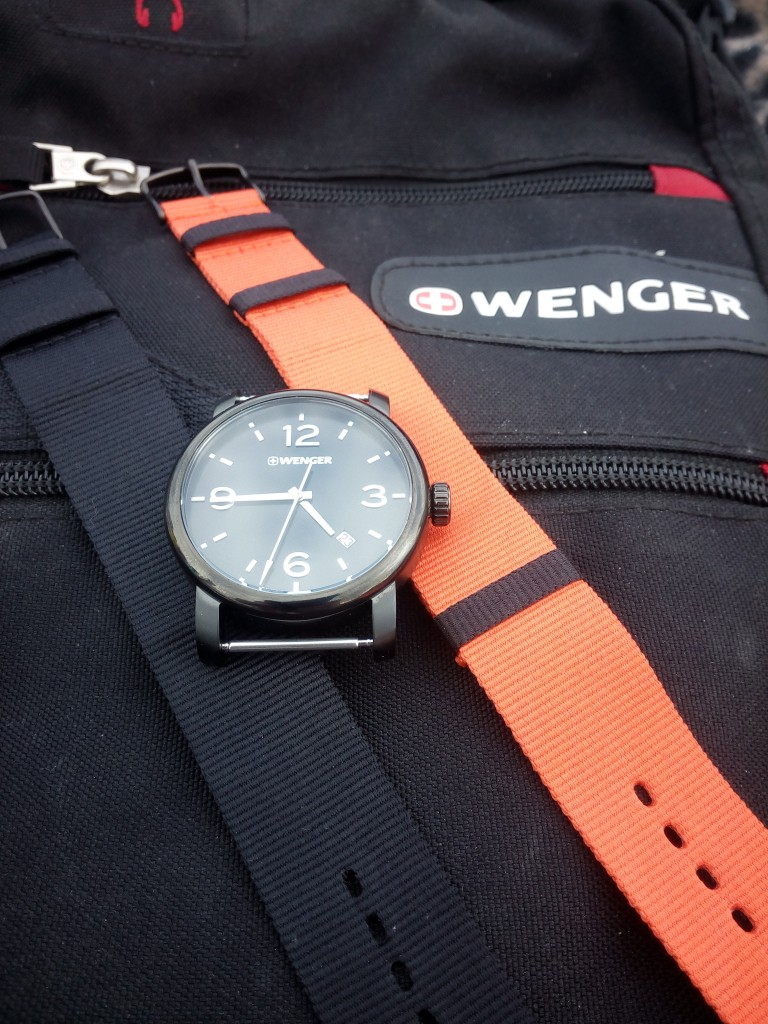 Wenger Urban Metropolitan 01.1041.131