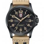 Vojenské hodinky Luminox Field Atacama Day Date 1925 jsou jako stvořené pro denní nošení.