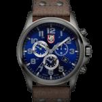 Luminox Field Atacama 1943 jsou vybaveny stopkami a průměrem pouzdra 45 mm patří mezi větší hodinky.