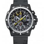 Luminox 8841.KM.SET LAND - hodinky průzkumníků americké armády.  Změříte s nimi rychlost chůze i vzdálenosti na mapě.