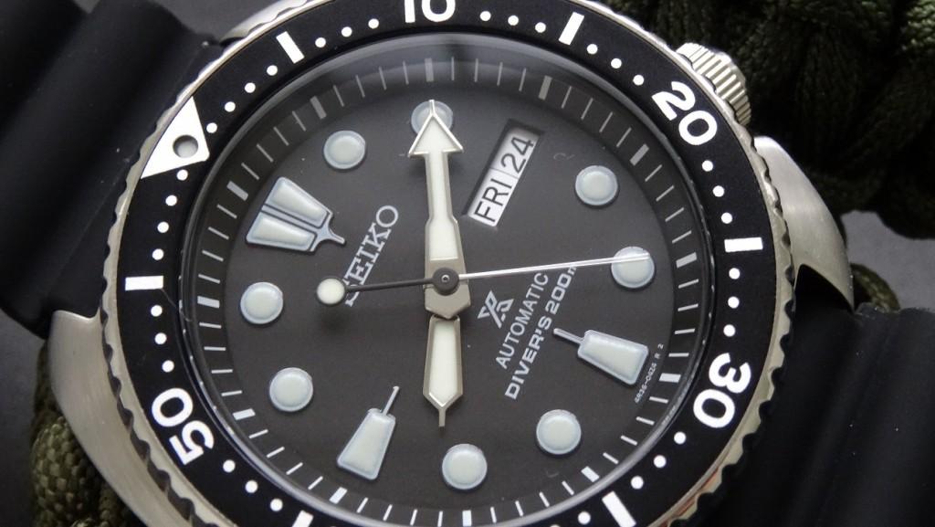 Seiko SRP777K1 detail