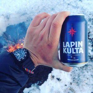 Hodinky Luminox 3001, pirov Lapin Kulta, ohýnek