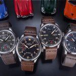 Pilotní hodinky Davosa