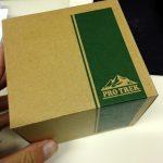 Krabička hodinek Casio Pro Trek