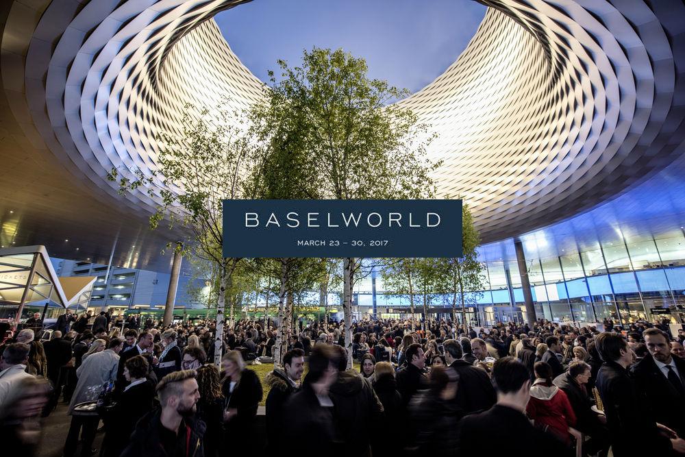 Vybrali jsme si Baselworld 2017 pro naši první účast na tomto veletrhu  hodinek a on to je rovnou jubilejní 100. ročník. Jde o úžasné místo 63e5d504ed