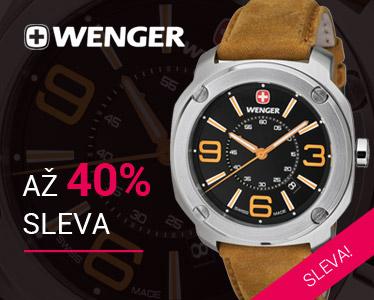 Vyprodáváme 280 hodinek Wenger cfc1a1833f