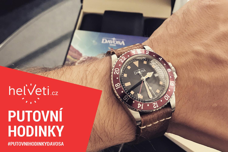 Navazujeme na úspěšný projekt putování hodinek Traser a tentokrát ve  spolupráci s distributorem značky Davosa – firmou Herisson posíláme do  světa putovní ... 196f704f86