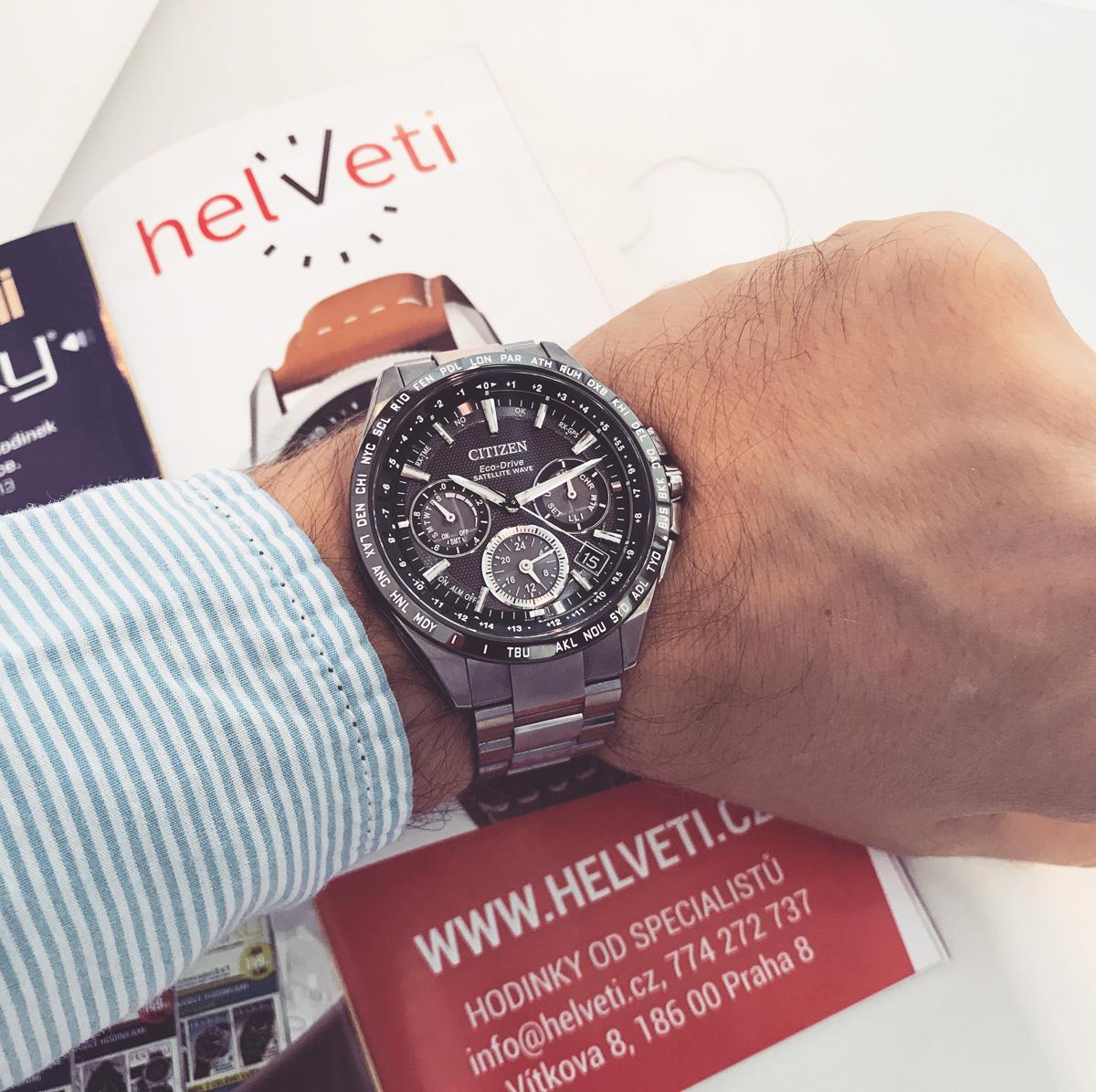 4b92709bb Poměrně často se setkávám s názorem, že hodinky už jsou passé (překonané) a  v době mobilních telefonů je přeci nikdo nepotřebuje.