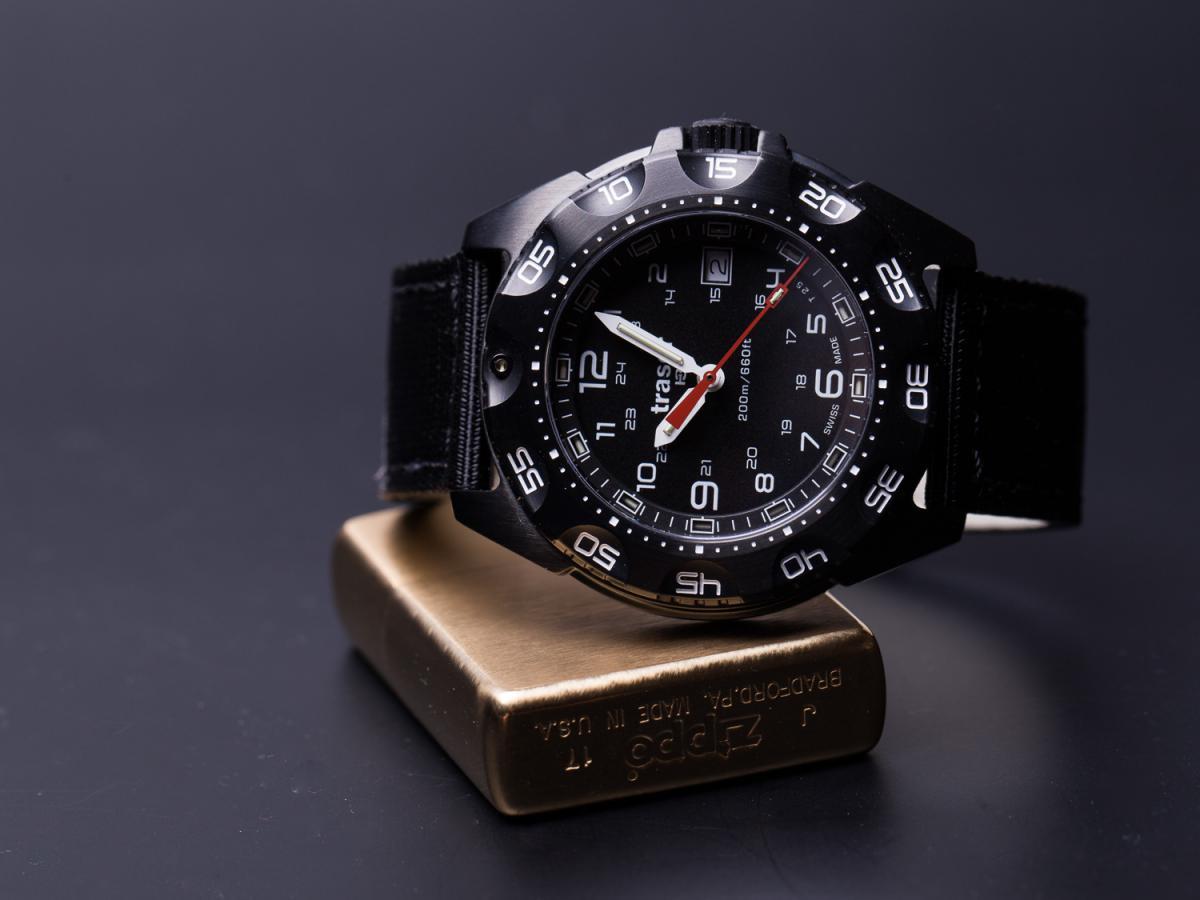 Loni jsme do světa vypustili další hodinky na putovní testování. Jde o hodinky  Traser Tornado Pro v hodnotě 15 700 Kč. Jestli netrpělivě čekáte co se ... 0f5ec66ed4