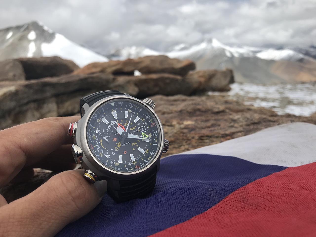 Himálaj už otestoval kdekoho – my jsme sem vzali hodinky Citizen ... 5bd785fe86f