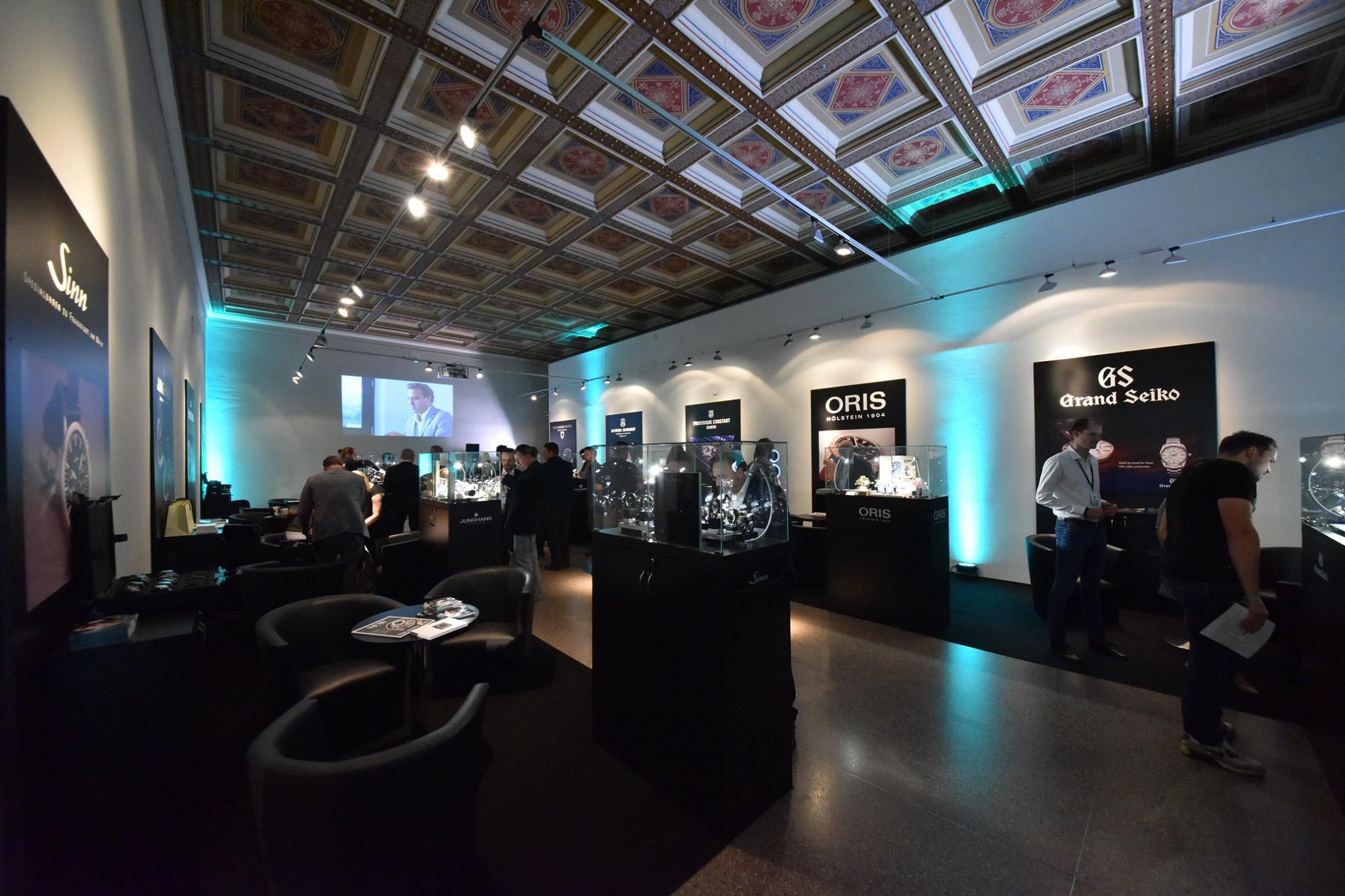 ... v moravské metropoli opět (již popáté) konala v rámci České a Slovenské  republiky jedinečná výstava hodinek Salon Exceptional Watches c0c9258821