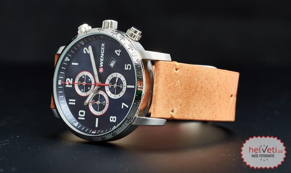 6faeddb8d Máte šanci vyhrát třeba skvělé hodinky Wenger Attitude Chrono 01.1543.108