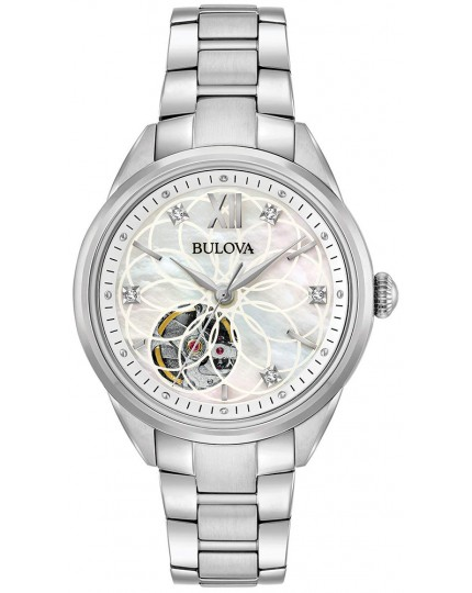 Bulova Automatic Diamond 96P181